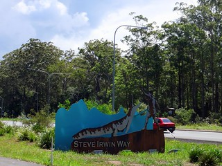Steve Irwin Way, Glenview