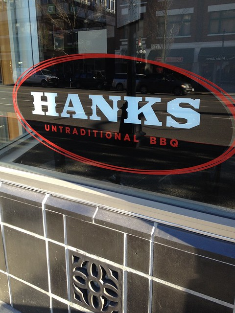 Hanks Untraditional BBQ