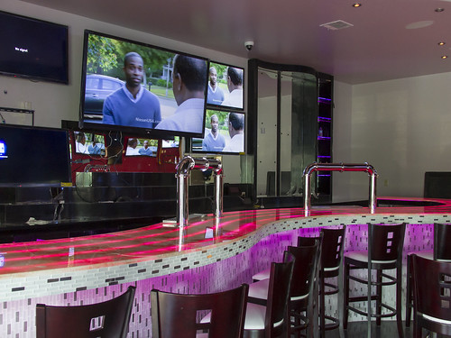 Joseph's Bar and Grill bar