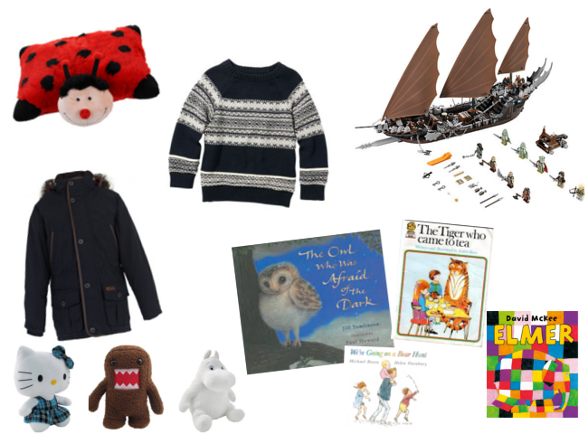 Daisybutter - UK Style and Fashion Blog: christmas gift guide, kids gift guide