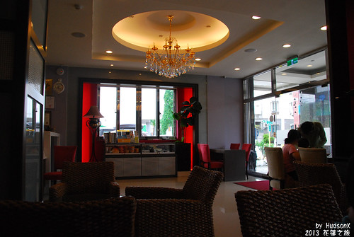 餐廳與Lobby