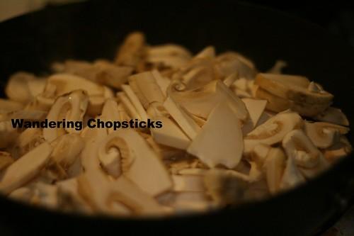Nam Matsutake Xao (Vietnamese Sauteed Japanese Pine Mushrooms) 9