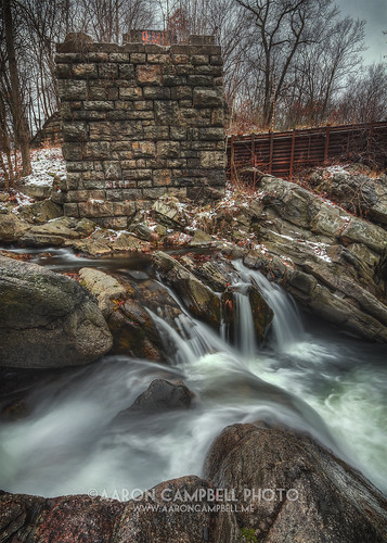 snow leaves graffiti pier rocks stream december pennsylvania stonework ashley saturday sigma wideangle textures cascades slowshutter borough 7th hdr nepa wooded edr solomoncreek luzernecounty wyomingvalley 2013