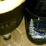 ベルギービール大好き!!グーデン・カロルス・クリスマスGouden Carolus Christmas@車中泊