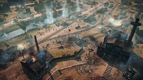 Company of Heroes 2 - Two Fronts DLC