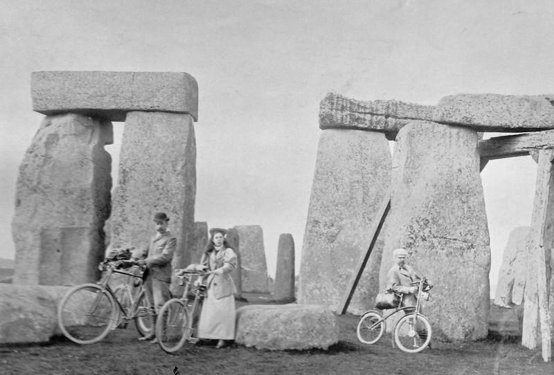 Stonehenge, 1896