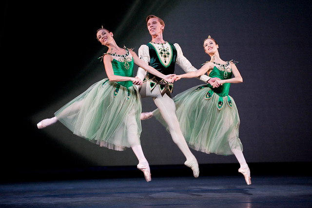 The Royal Ballet's Jewels © ROH/Tristram Kenton