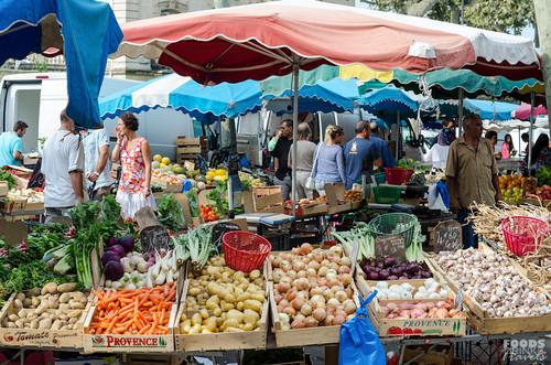 Arles Market
