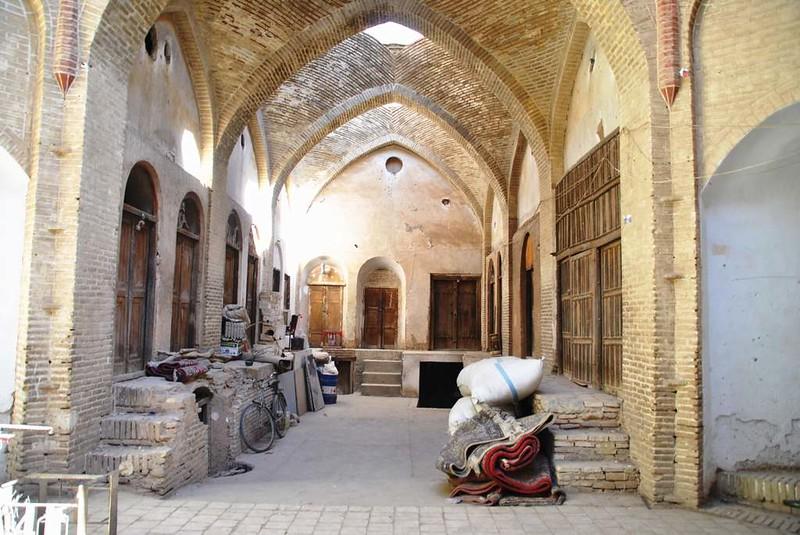 258 bazar del Casco antiguo y mezquitas de Yazd (107)