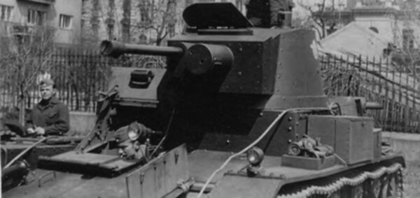 Polish technics in germans units (8)