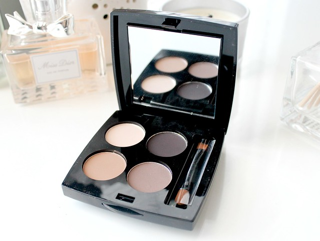 HD Brows Palette, HD Brows Palette Foxy, HD Brows Eyebrow Palette Review,