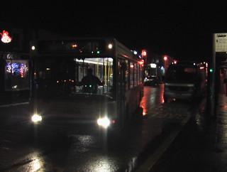 Final Arriva 40 bus, Aberaeron