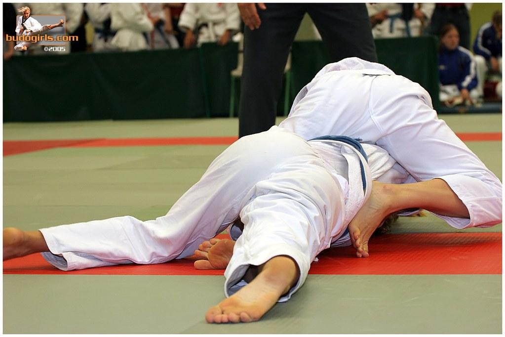 Female martial arts fetish 7 8