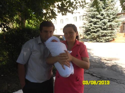 """Concurs """"Ziua Îndrăgostiţilor 2014"""" > Olga si Ion"""