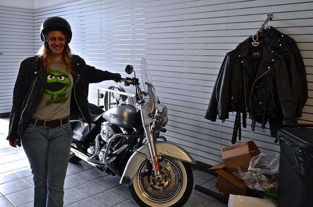 Harley Davidson - Biker Jacket and attire