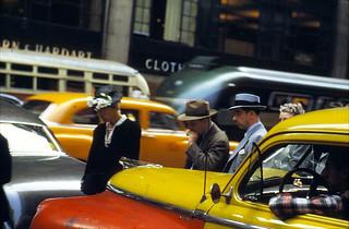Ernst Haas: New York