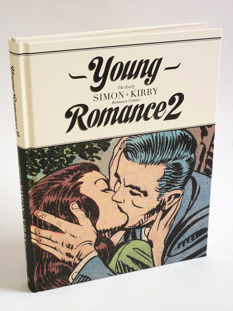 Young Romance 2: The Early Simon & Kirby Romance Comics