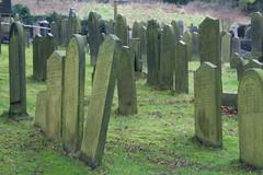 Churchyard of St Peter's, Walsden