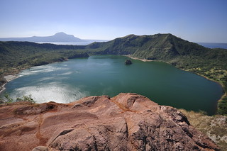 A closer look at the Taal Lake