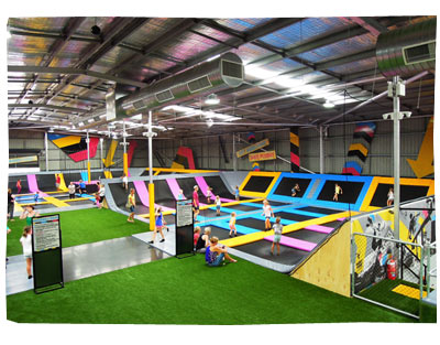 Bounc Inc, Perth