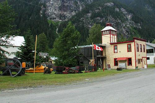 Stewart Museum, Stewart, Northern British Columbia, Canada