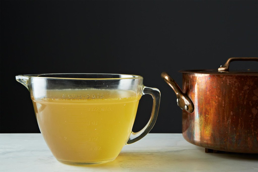How to Make Chicken Stock Without a Recipe from Food52
