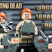 Custom LEGO The Walking Dead: Season 4 | Sergeant Abraham Ford by LegoMatic9