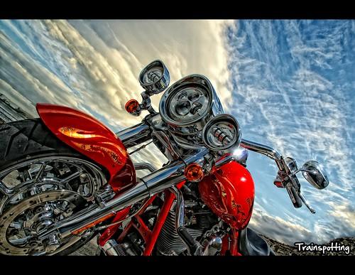 Harley Davidson - Melilla Chapter