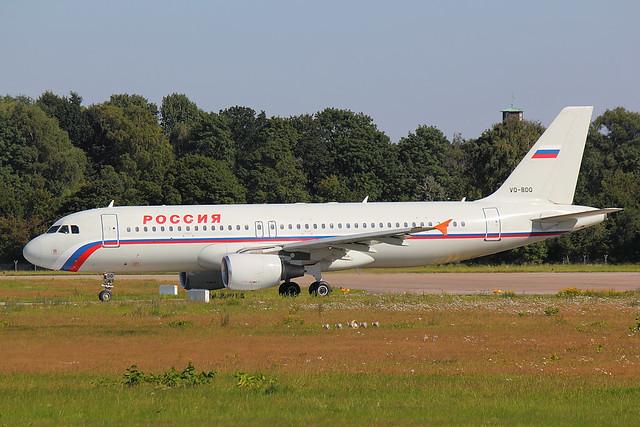 Rossiya - A320 - VQ-BDQ (1)