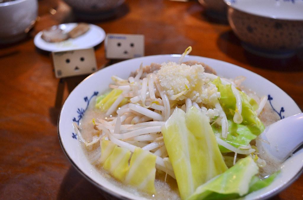 あさり塩つけ麺 (8)
