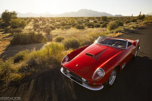 $8.8M 1958 Ferrari California Spider