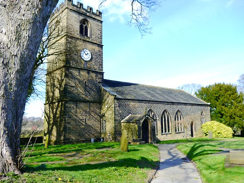 St Leonard's Church, Wortley