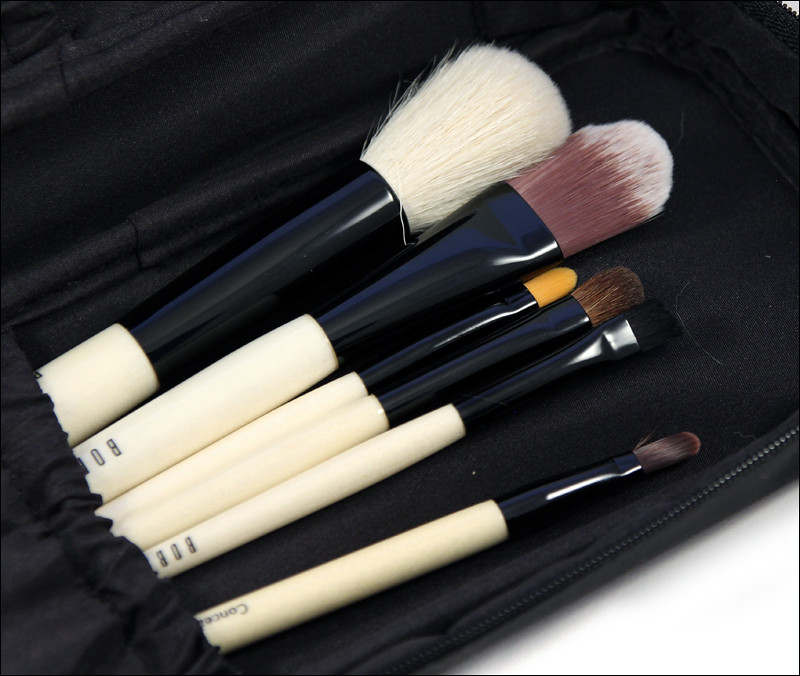 Bobbi Brown Basic brush collection3