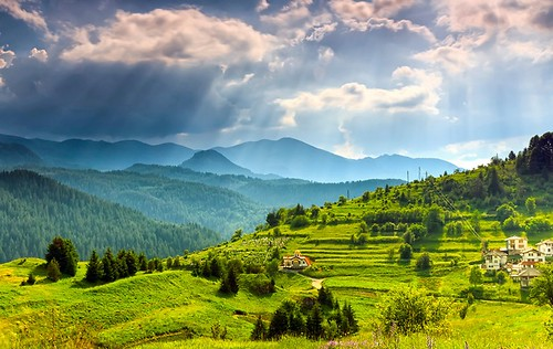 Болгарія.Природа