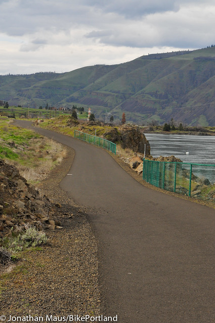 A bike tour of The Dalles-48