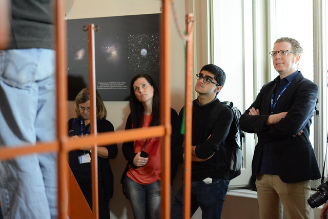 Visit to the Vatican Observatory