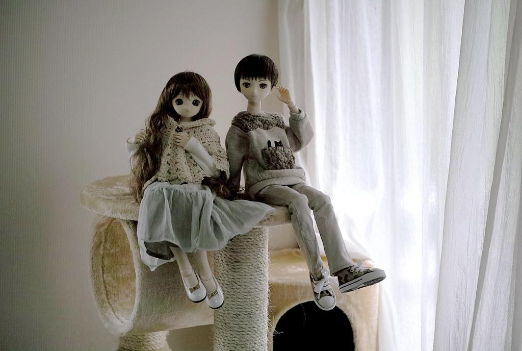 開眼姫 + LUNA