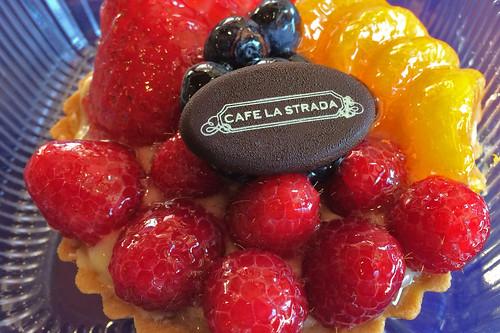 Cafe La Strada - Fruit Tart