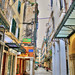 The streets of Corfu 2