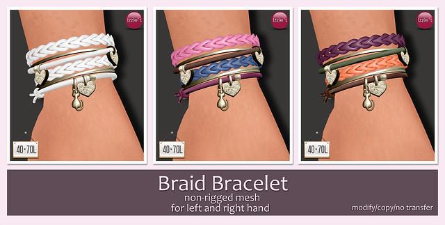 TDRF (Braid Bracelet)