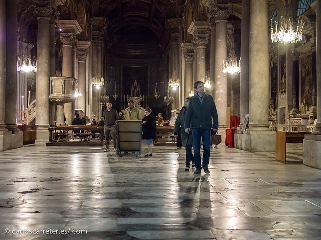 Santa Maria delle Vigne - Génova