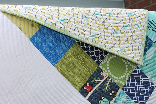 Nature Baby Quilt