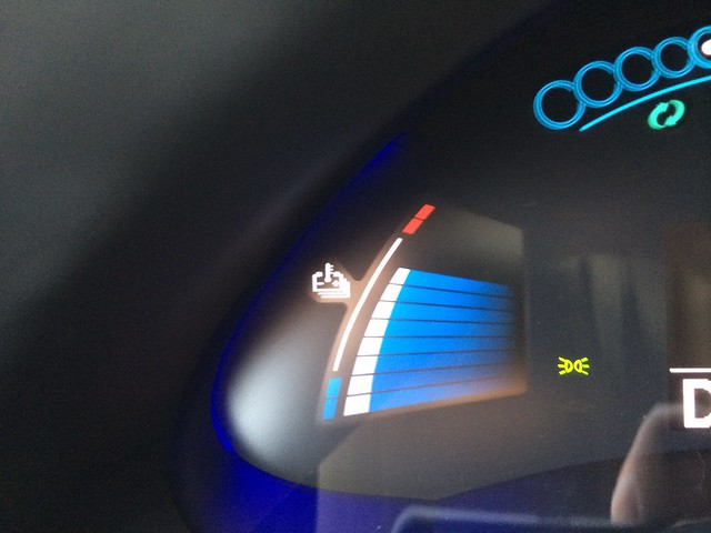 From 18% to 96% in 35 minutes makes for a hot battery. #ev #nissanleaf http://ow.ly/i/5yZbJ