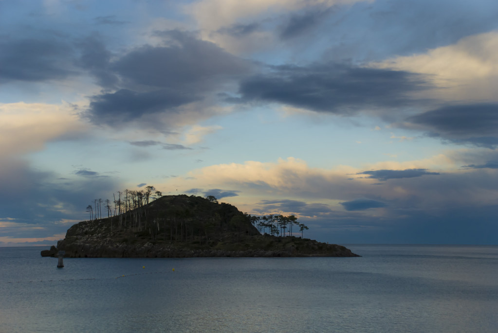 Lekeitio, Isla de San Nicolás