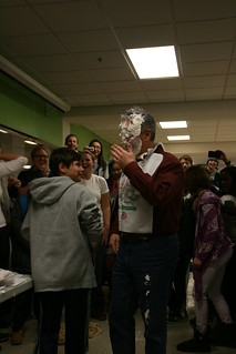 Pies for Parkinson's at Wellesley Middle School
