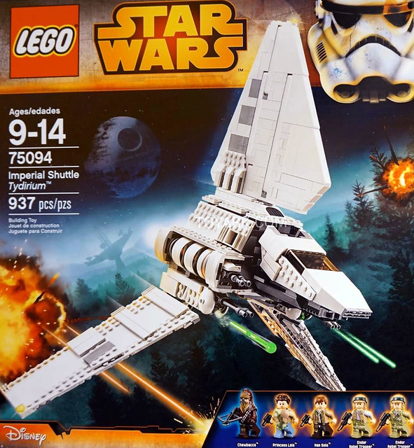 LEGO Star Wars 75094 - Imperial Shuttle Tydirium