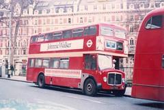 Obsolete Fleet, London.