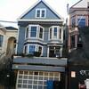 Maxine's house #blue