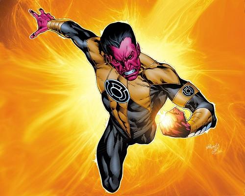DC Sinestro