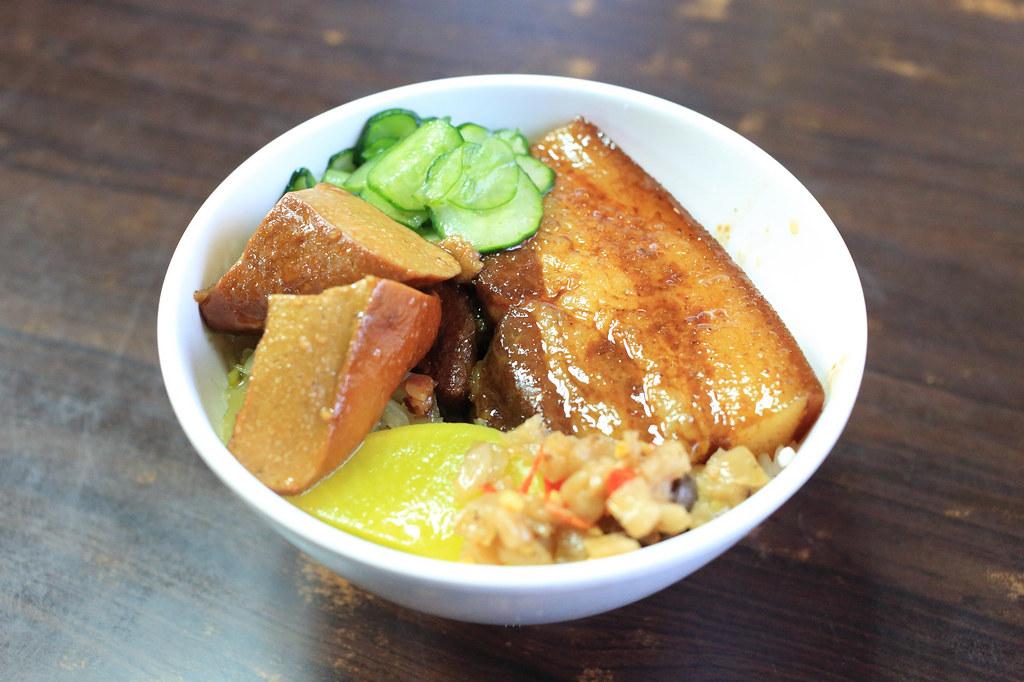 20150116萬華-一甲子碗粿、刈包專賣店 (5)